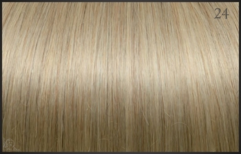 classic extensions kleur 24 diep asblond 30 cm. Black Bedroom Furniture Sets. Home Design Ideas